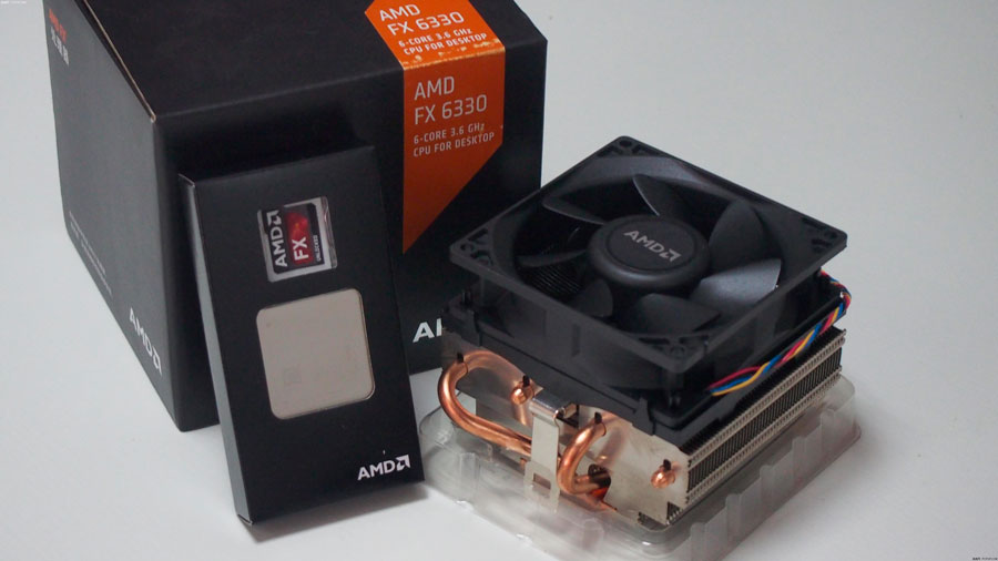 AMD Exclusively Releases FX-6330 BE @ APAC Region