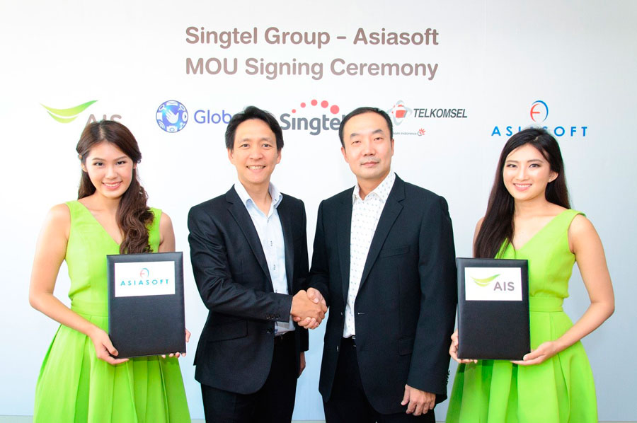 Globe Telecom Collaborates with Asiasoft on Gaming Services