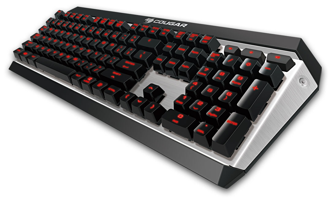 COUGAR Launches ATTACK X3 Mechanical Keyboard