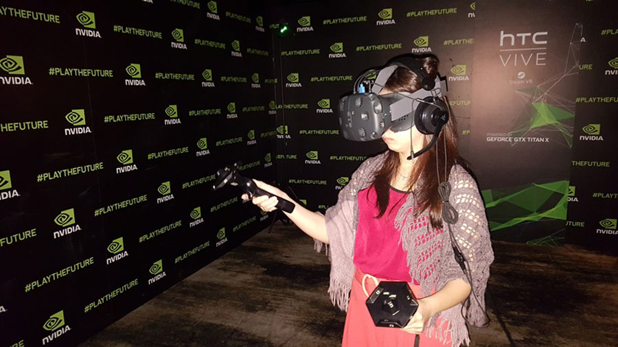 NVIDIA Powers VR+ The First Multiplayer VR Park in the Country