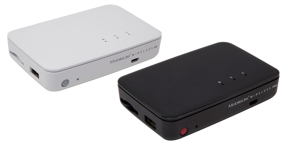 Kingston Readies New Versions of MobileLite Wireless