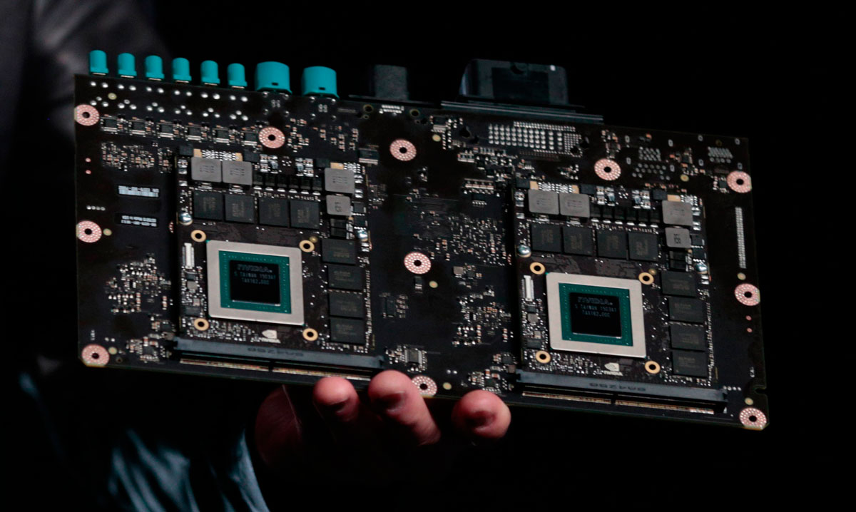 Nvidia Pulled Off A Fermi At CES 2016?