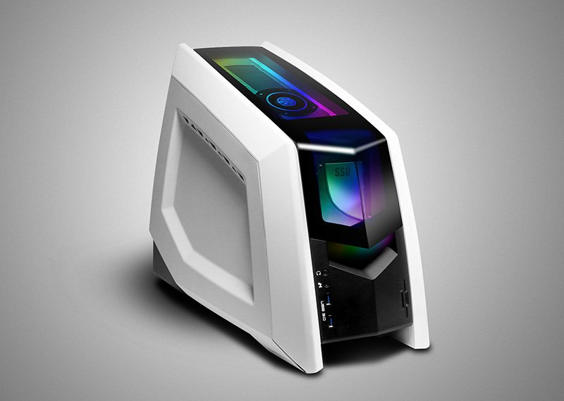 iBuyPower's Revolt 2 Takes Showing Off To The Next Level