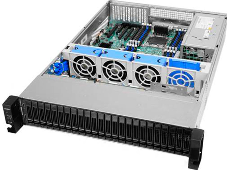 Chenbro Debuts RM23624: High Disk I/O Performance Server Chassis