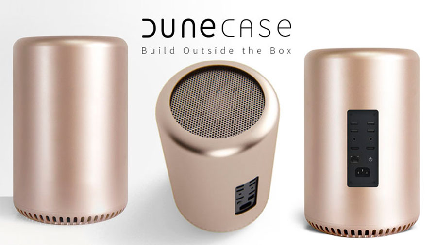 Turn Your PC Into Mac PRO Look Alike With DUNE CASE