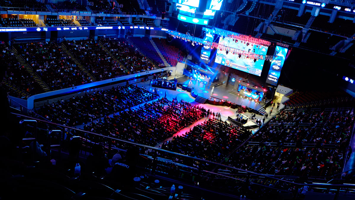 ESL One Manila by PLDT Fibr & Smart GameX: Pioneering eSports Event