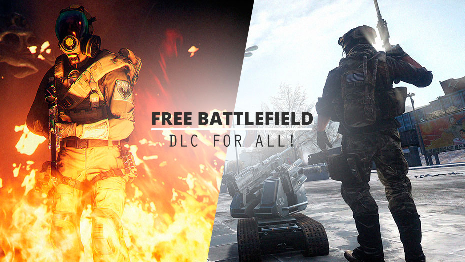 EA DICE Rolls Out Free DLC For Battlefield 4 & Hardline
