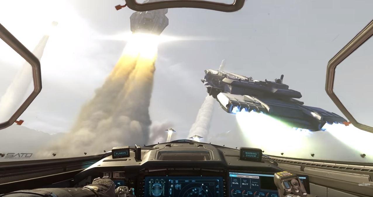 Call of Duty: Infinite Warfare Trailer Analyzed