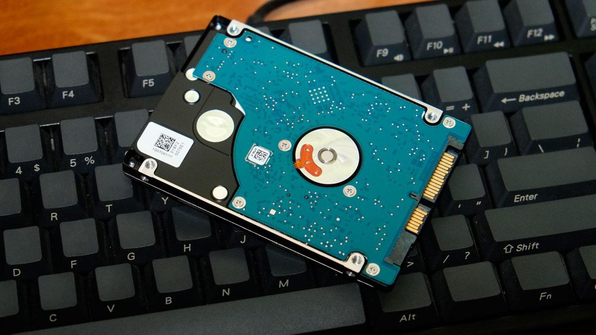 1TB Seagate SSHD ST1000LX001 Hybrid Drive Review