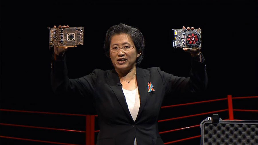 AMD Announces RX 460 & RX 470 Graphics
