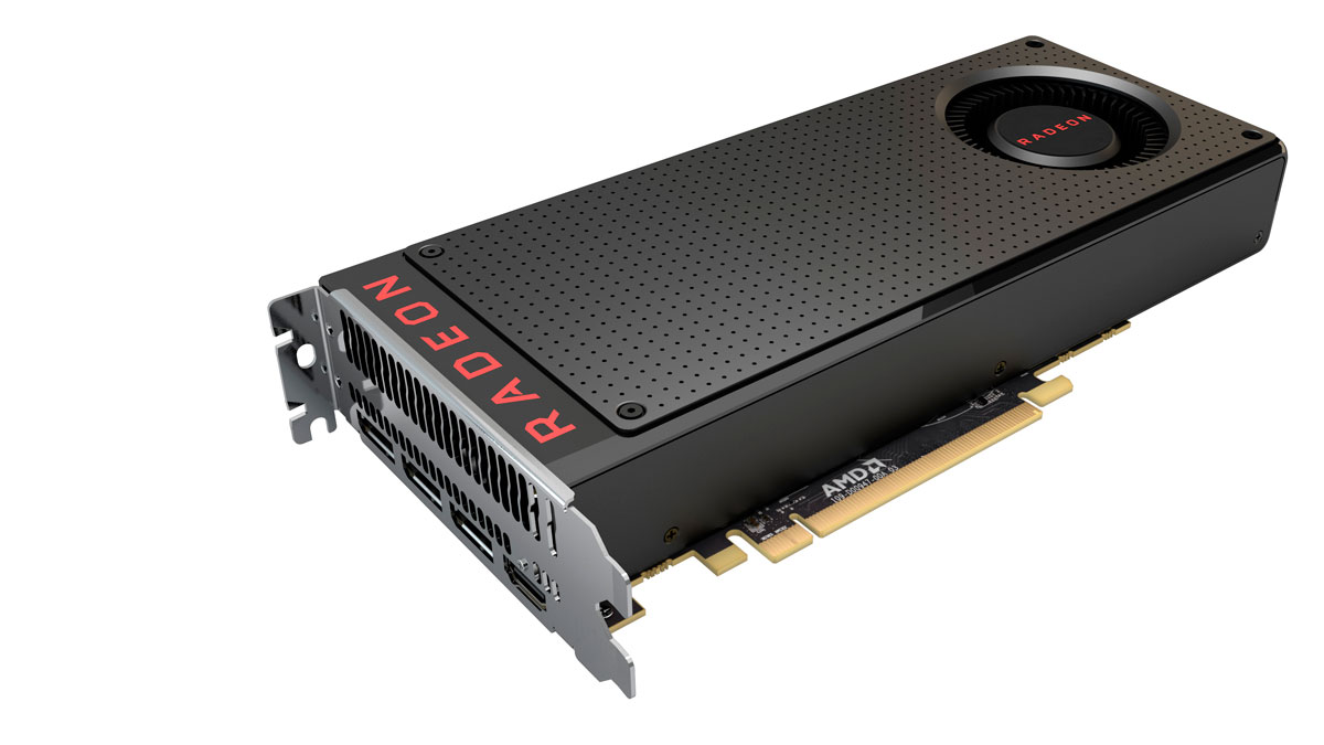 AMD Releases Statement Over RX 480 PCI-E Power Draw