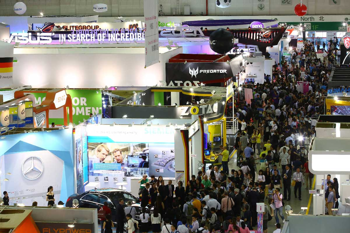 COMPUTEX 2016 Closes with Successful Transformation