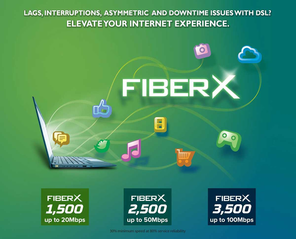 CONVERGE ICT Reveals Affordable Unlimited FIBER X Plan