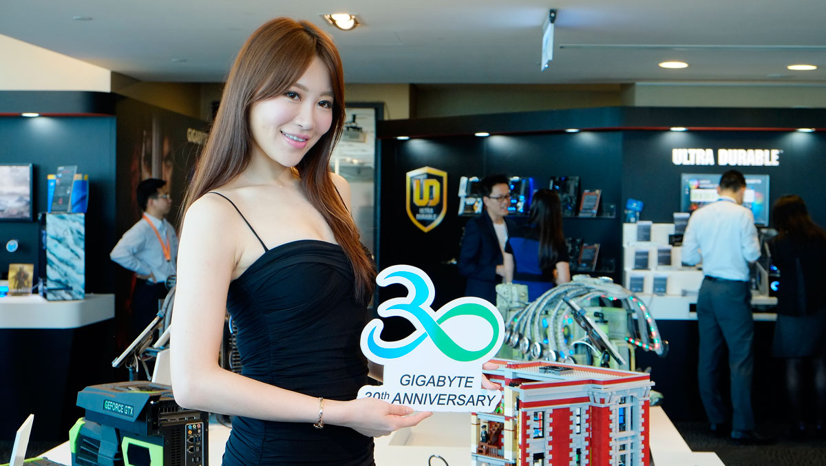 COMPUTEX 2016: GIGABYTE Suite Tour At TAIPEI 101