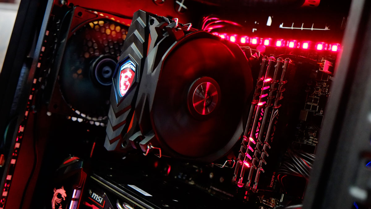 MSI Reveals Exciting Gaming Gears at COMPUTEX 2016