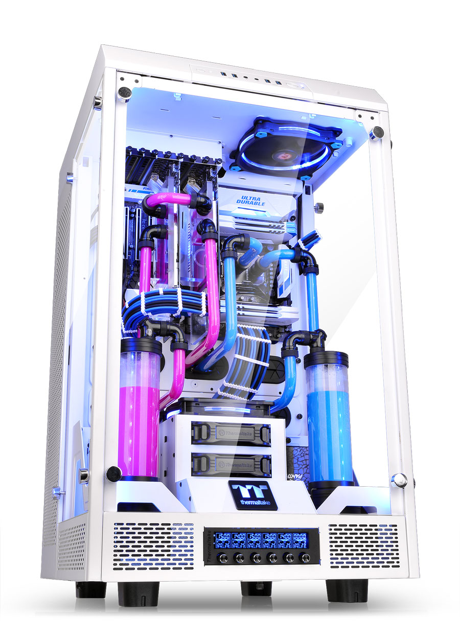 """Thermaltake Reveals """"The Tower"""" at COMPUTEX Taipei 2016"""