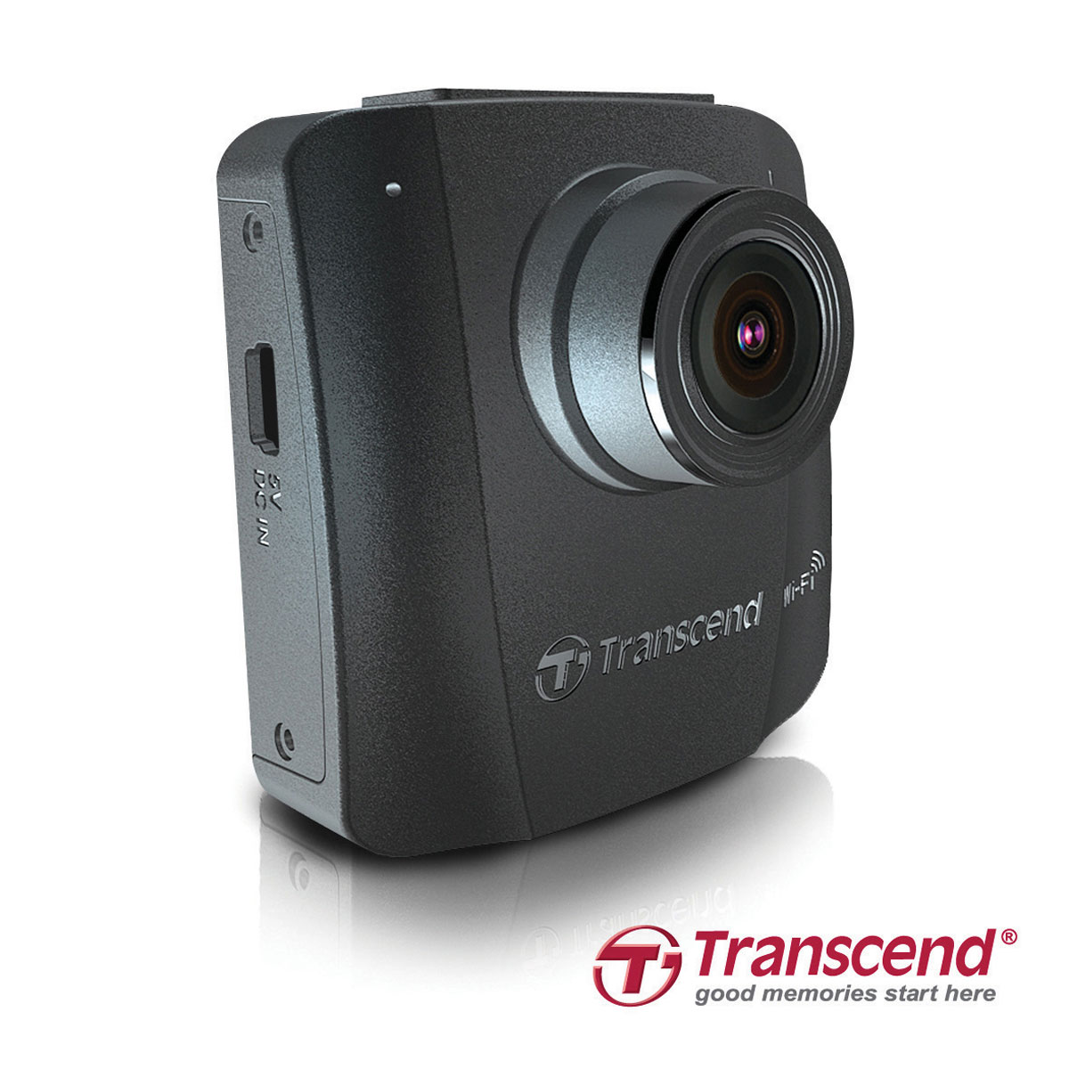Transcend Introduces DrivePRO 50 Compact Dashcam