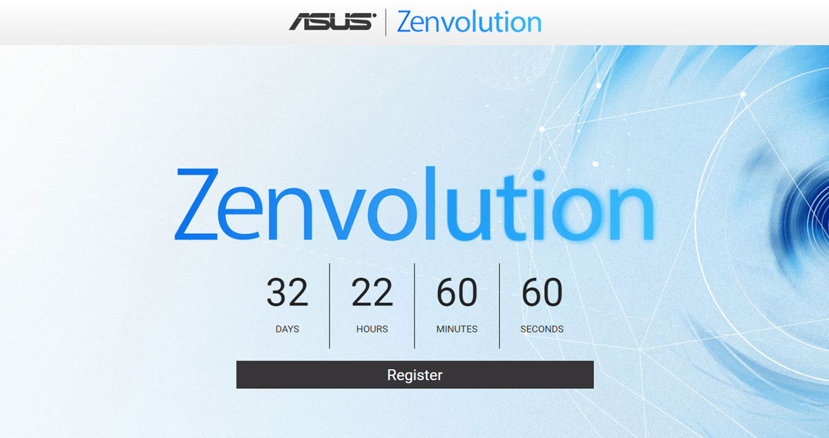 ASUS Philippines Begins Launch Countdown with Zenvolution Microsite