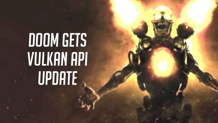 DOOM Gets A Vulkan API Patch: AMD RX 480 Saw Performance Boost