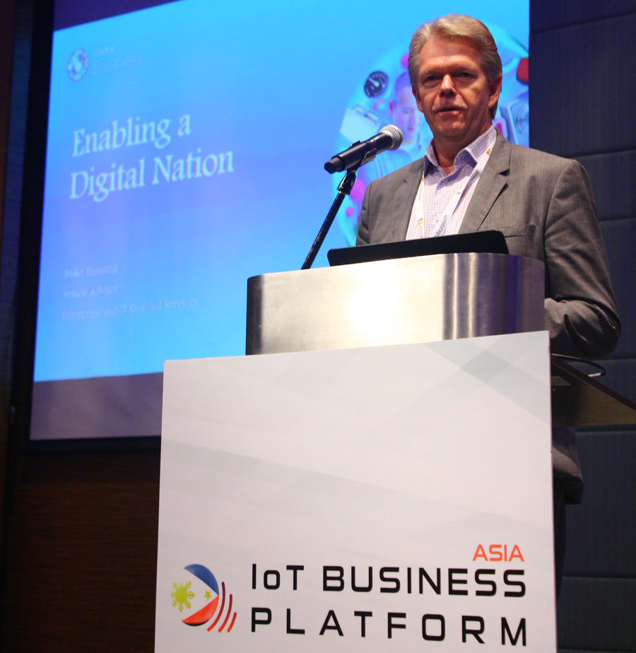 Globe Business Pushes Stronger IoT adoption in PH