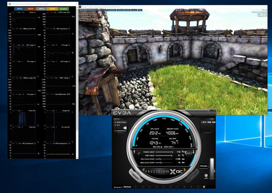 Nvidia GeForce GTX 1060 Multi-GPU Possible Hits 2 GHz Boost Clock