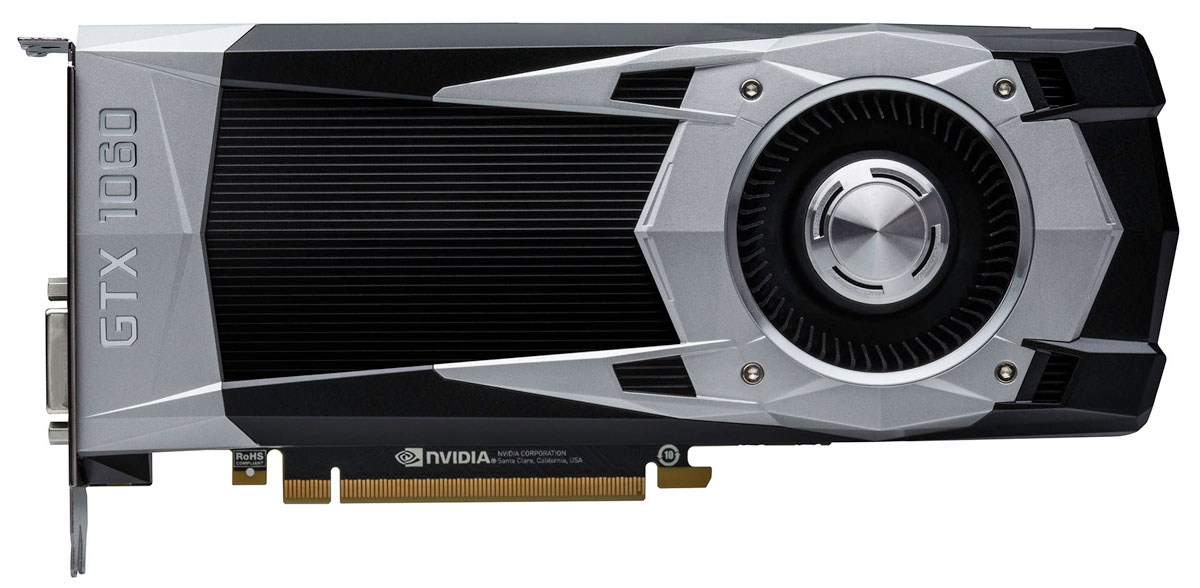 Nvidia Drops The GeForce GTX 1060 In the Philiippines