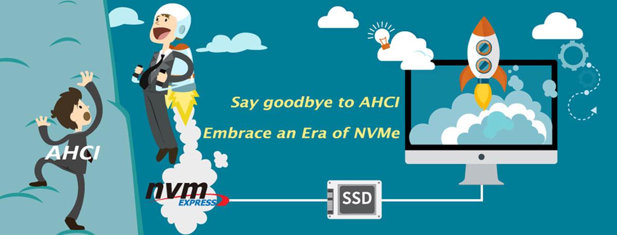 NVMe: New Era of Lighting-Fast Data Transmission