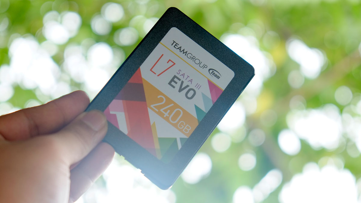 Team Group L7 EVO 240GB SSD Review