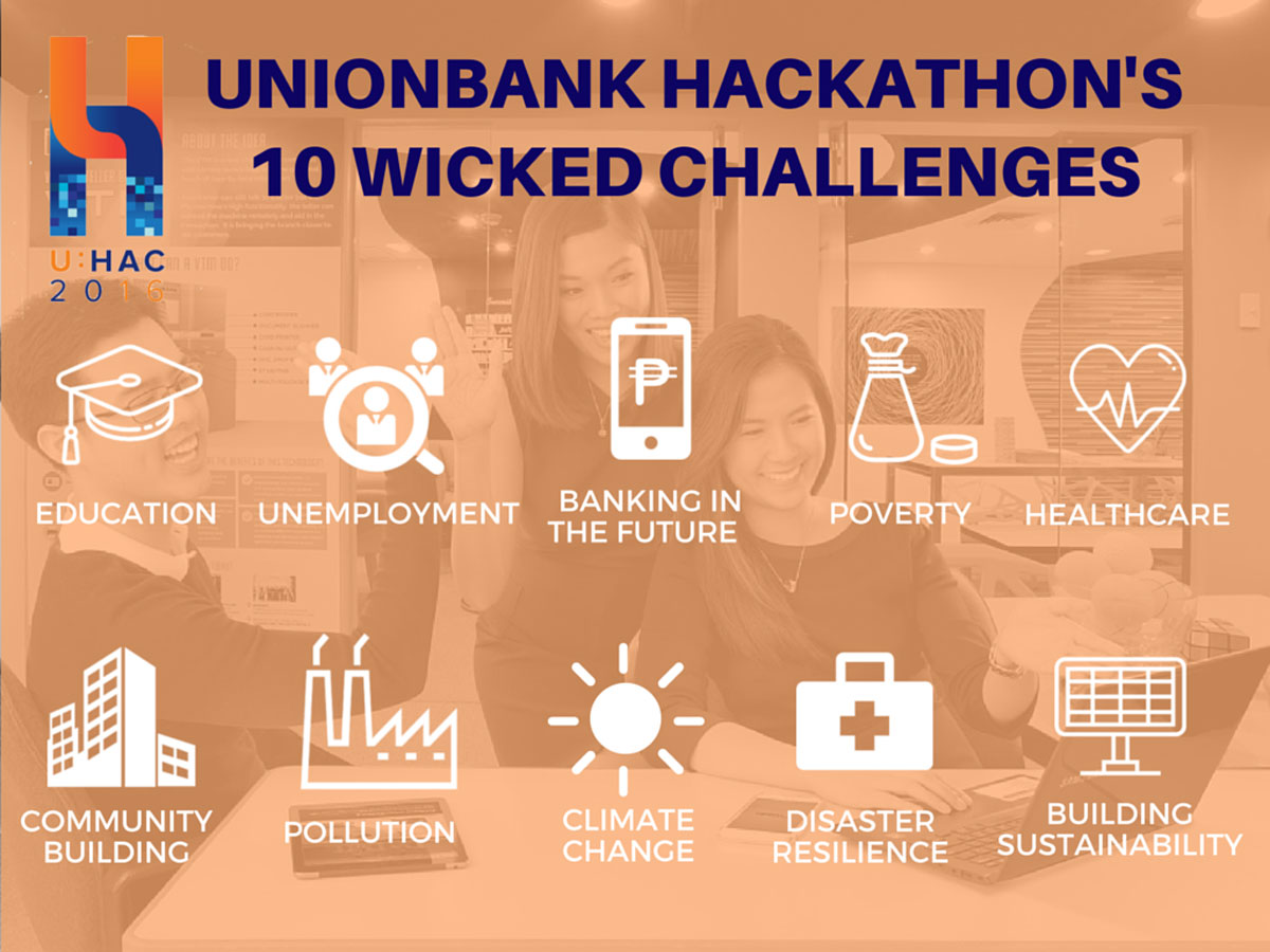 UnionBank Hosting The First Hackathon & Convention