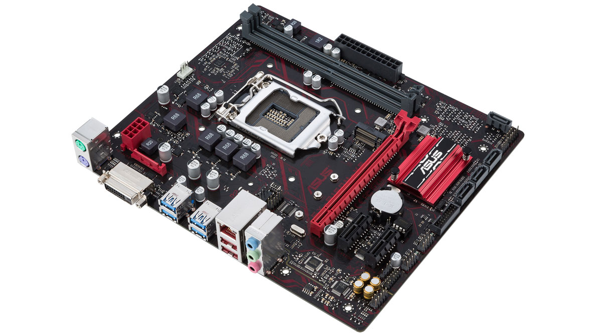 ASUS iCafe Certified EX-B150M-V5 Expedition Motherboard Revealed