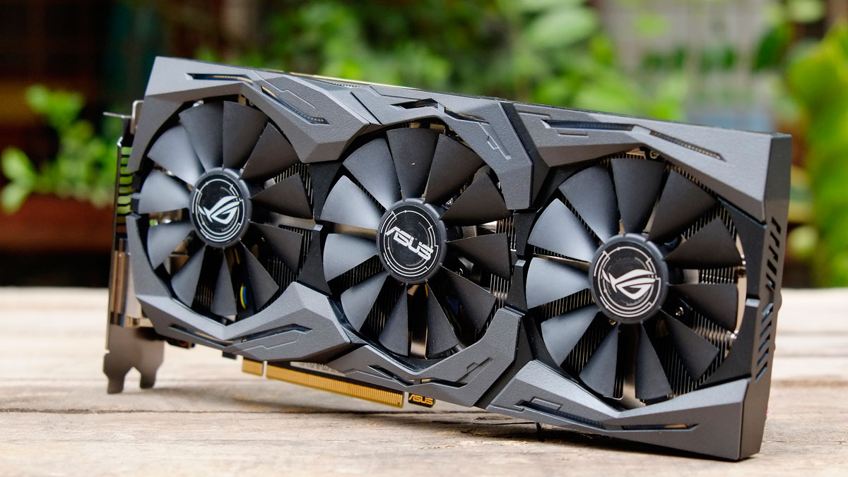 ASUS ROG GeForce GTX 1080 STRIX OC Edition Review