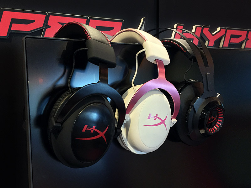 HyperX Gaming Headsets Surpass One Million Sales Mark
