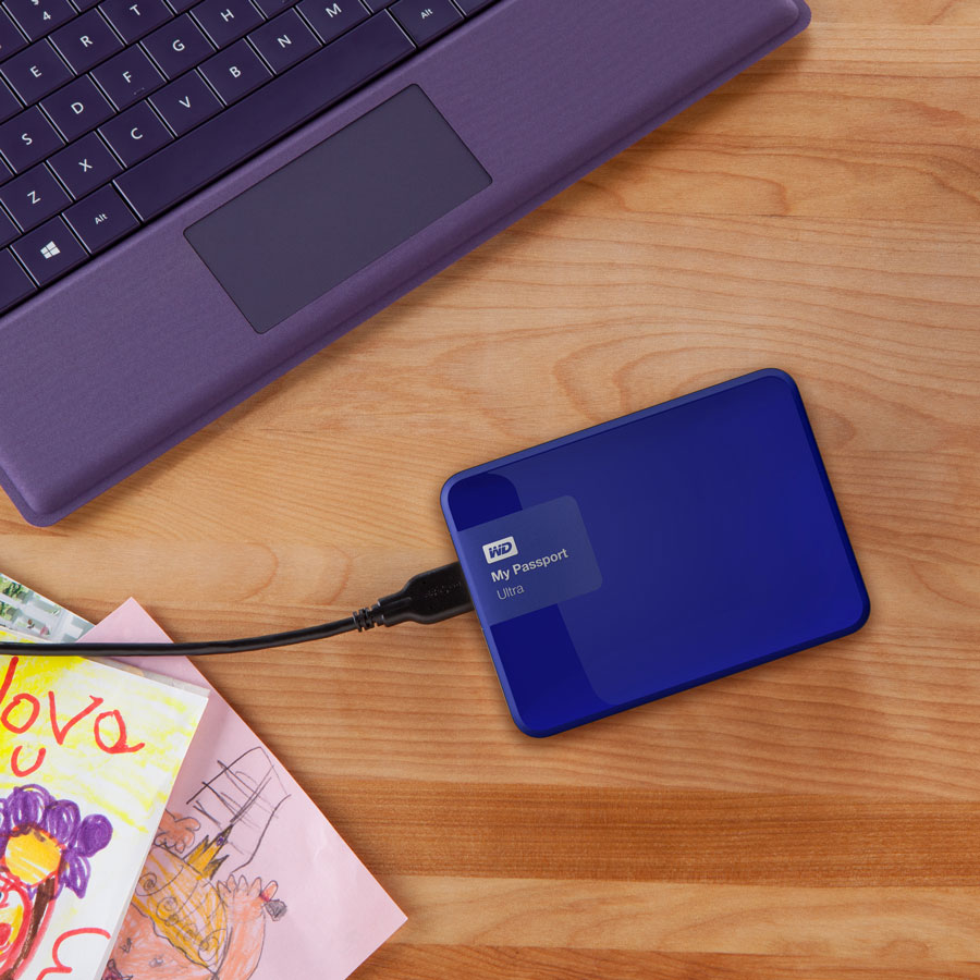 Western Digital Expands My Passport Line Up At 4TB