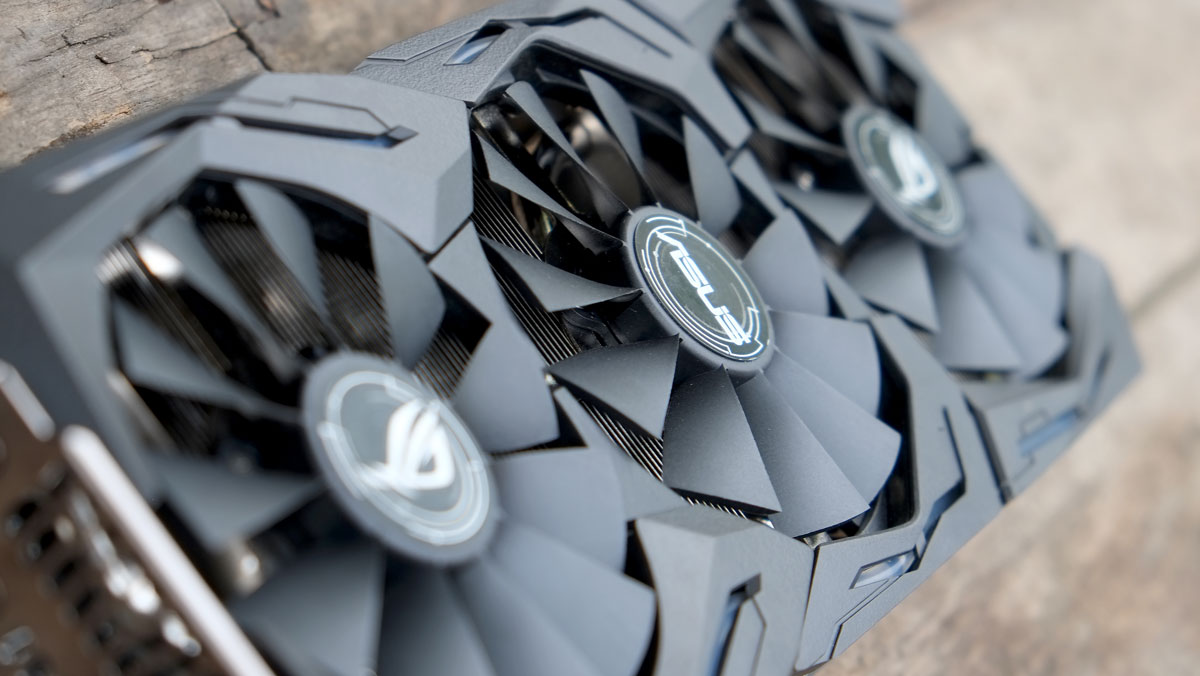 ASUS ROG GTX 1060 STRIX OC Edition Review