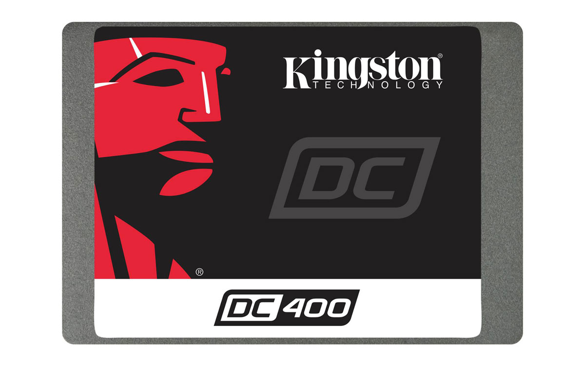 Kingston Releases DC400 Entry-level Data Center SSD