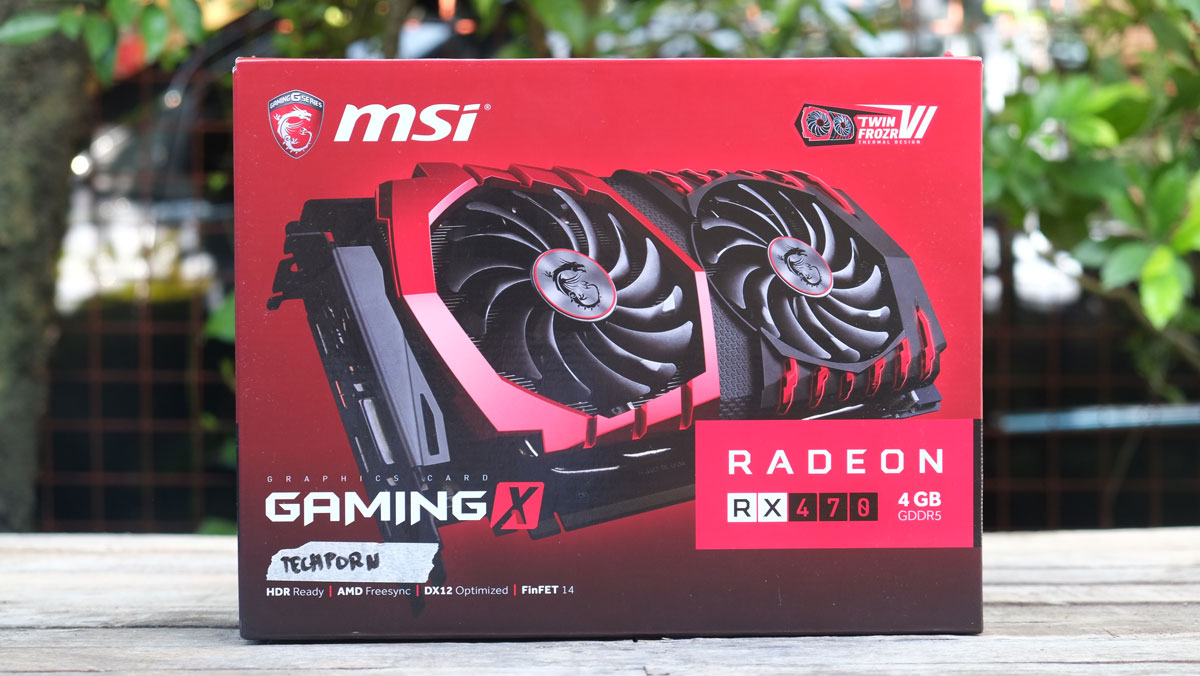 MSI RX 470 Gaming X (1)   TechPorn