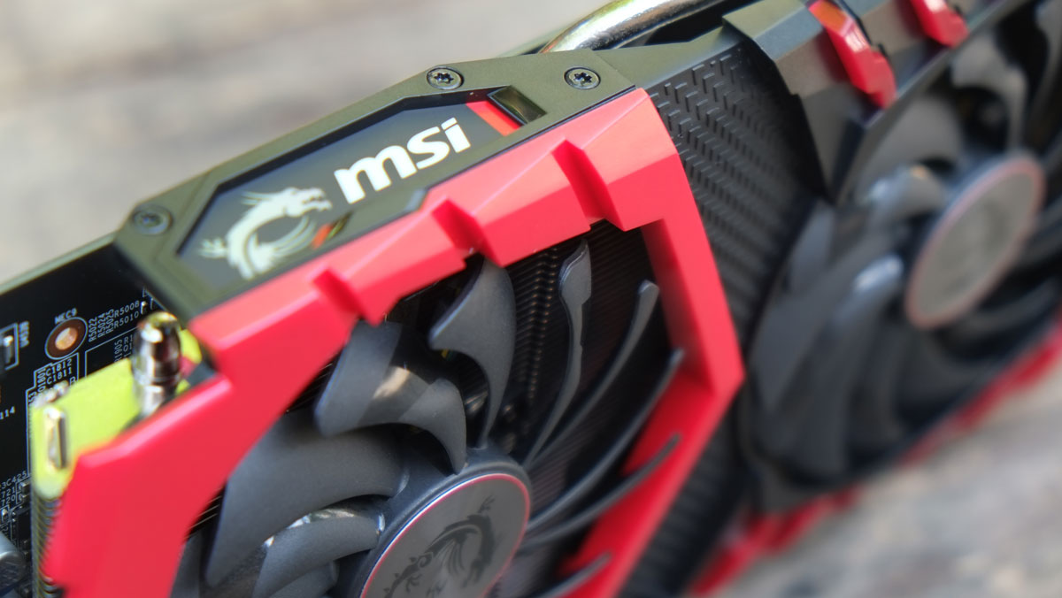 MSI Radeon RX 470 Gaming X 4GB Review