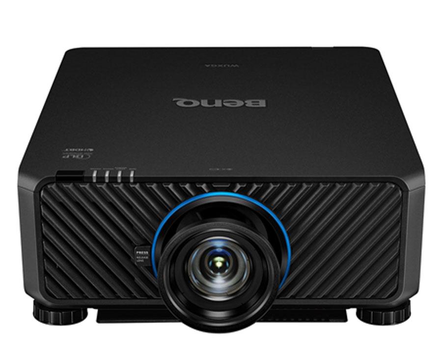 BenQ Introduces 8000 Lumens BlueCore Laser Projectors
