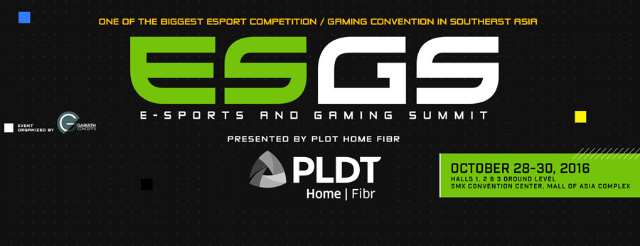 ESGS 2016 Is The Gaming Summit You Shouldn't Miss