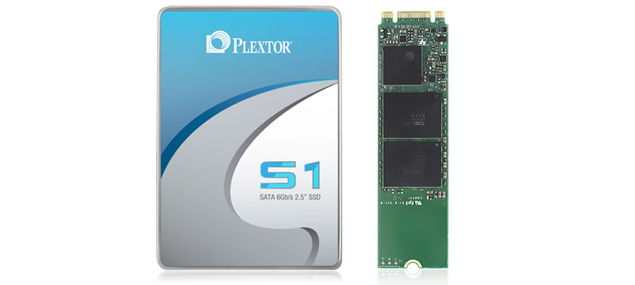 Plextor Launches The S1 Series: Their Best Entry-level SSD Yet