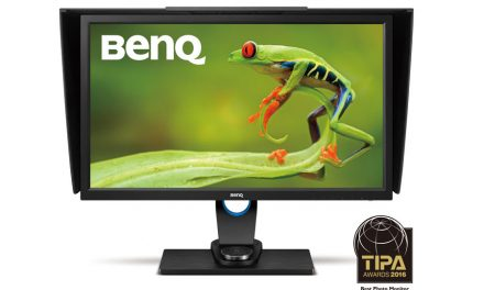 TIPA Awards The BenQ SW2700PT Best Photo Monitor
