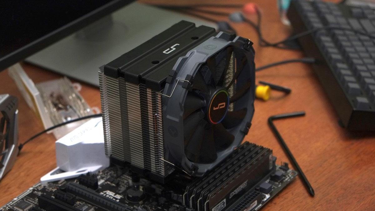 Review | CRYORIG H5 Ultimate CPU Cooler Redux