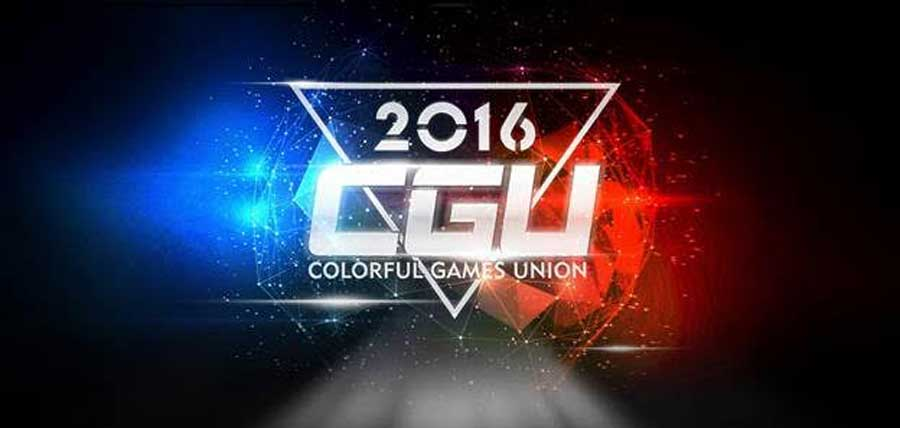 COLORFUL Announces CGU 2016 Gaming Event