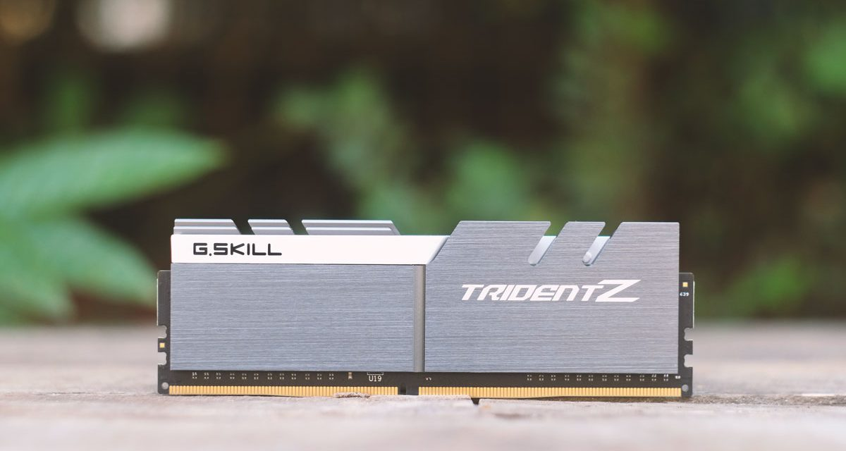 G.SKILL Trident Z 3200 MHz 16GB DDR4 Memory Kit Review