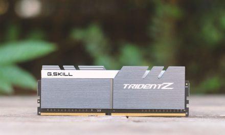 G.SKILL Trident Z 3200 MHz 16GB DDR4 Memory Kit Review