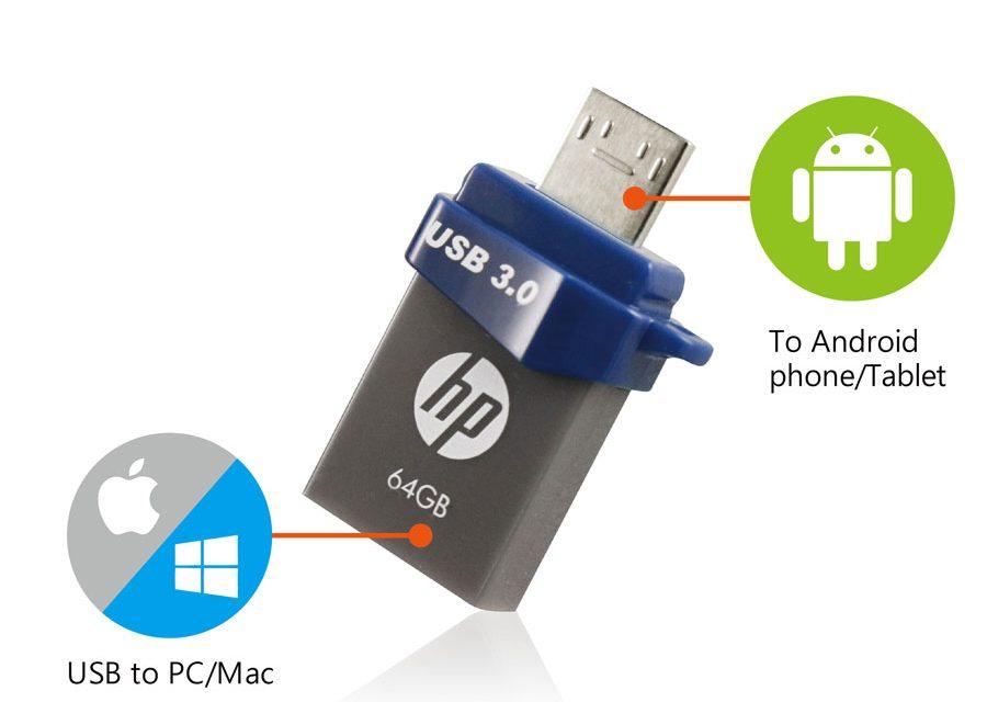 PNY Releases USB 3.0 HP X790M OTG Drive