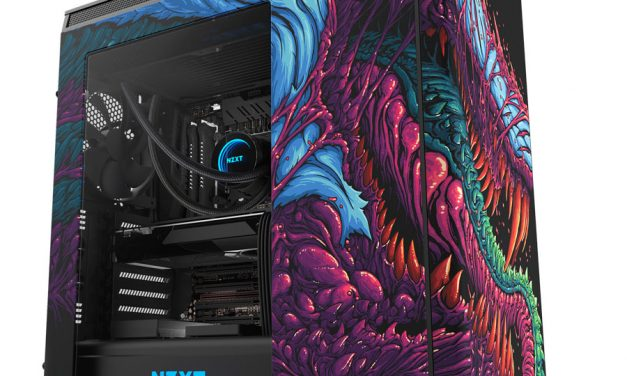NZXT Collaborates With Brock Hofer For The H440 Hyper Beast