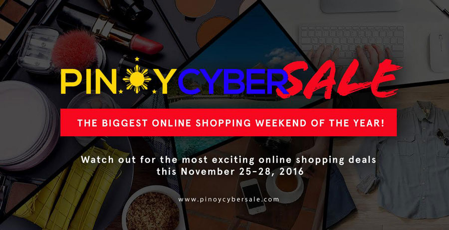 "Pinoy Cyber Sale Marks 2nd Year with ""All Pinoy"" Section"