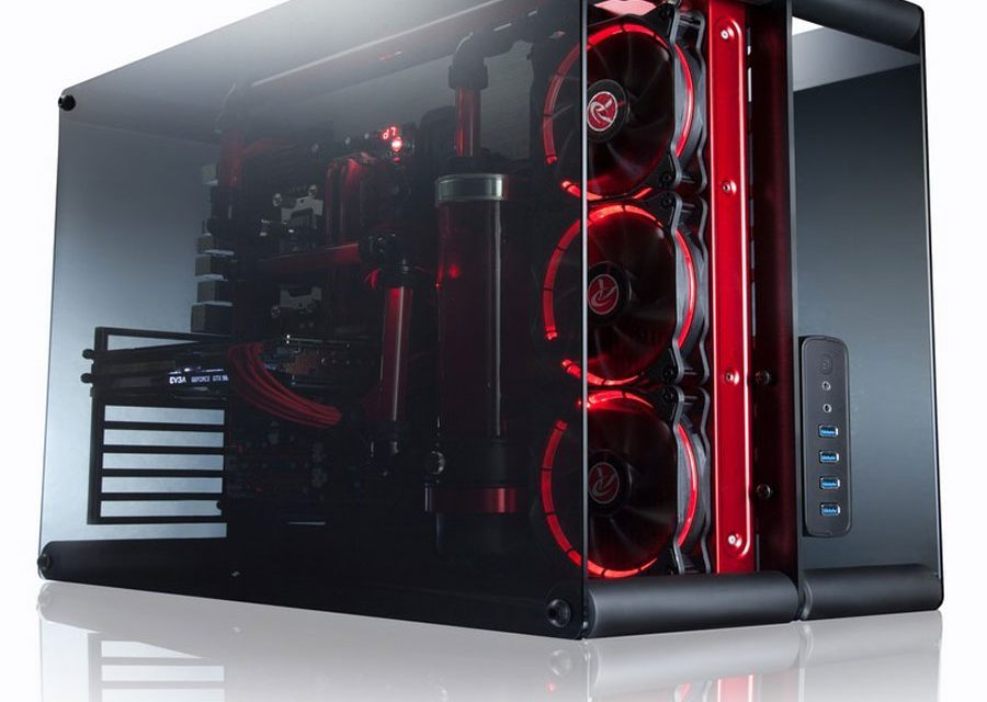 RAIJINTEK Releases The PAEAN Open Air Chassis