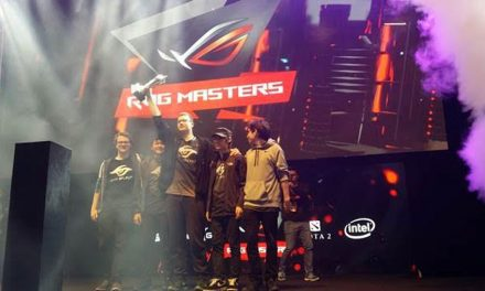 Team Secret Crowned as The First ROG Masters of 2016